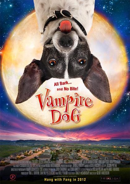 Trailer Vampire Dog