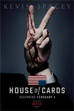 Locandina House of Cards