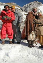 Locandina K2 - La montagna degli italiani