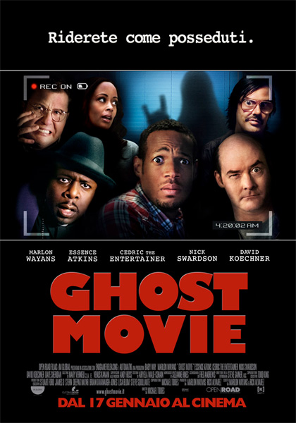 Guarda gratis Ghost Movie in streaming italiano HD