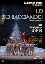 Locandina Il balletto del Bolshoi: Lo schiaccianoci