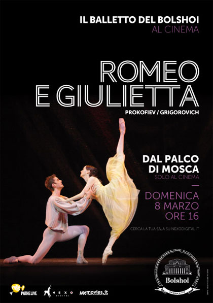 Il balletto del Bolshoi: Romeo e Giulietta in streaming & download