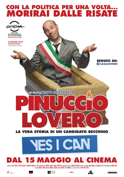 Pinuccio Lovero: Yes I Can in streaming & download