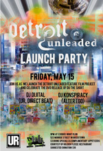 Locandina Detroit Unleaded