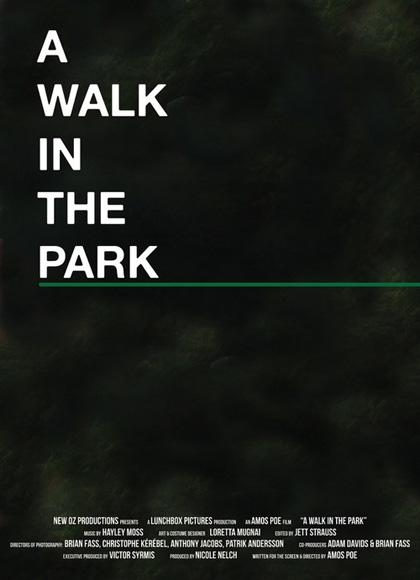 Trailer Una passeggiata nel parco