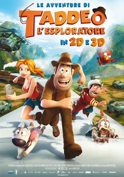 Guarda gratis Tad, the Lost Explorer in streaming italiano HD