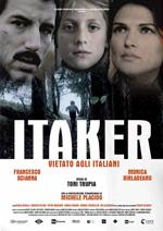 Locandina Itaker - Vietato agli Italiani