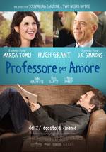 Locandina Professore per amore