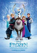 Locandina Frozen - Il Regno di Ghiaccio