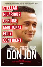 Poster Don Jon  n. 1