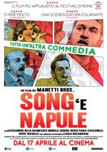 Locandina Song 'e Napule