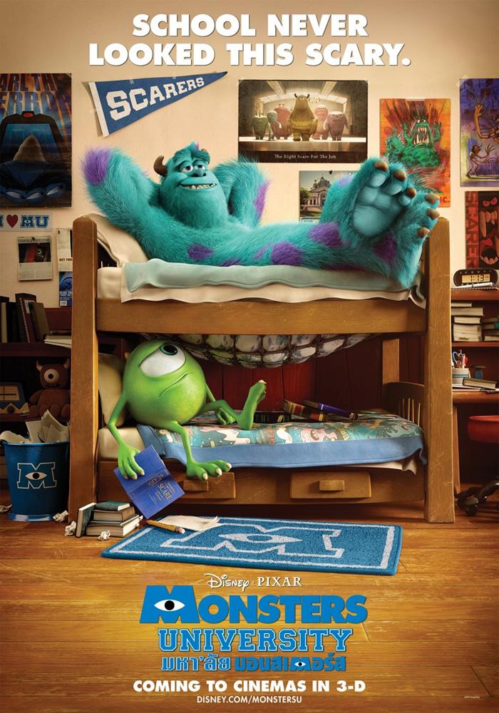 Monsters University (2013) MD AC3 DVDRip - ITA
