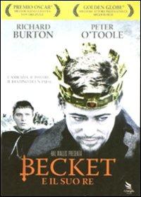 Locandina Becket e il suo re