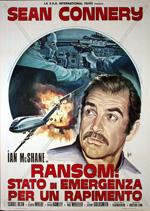 Ransom, Stato Di Emergenza Per Un Rapimento (1975)