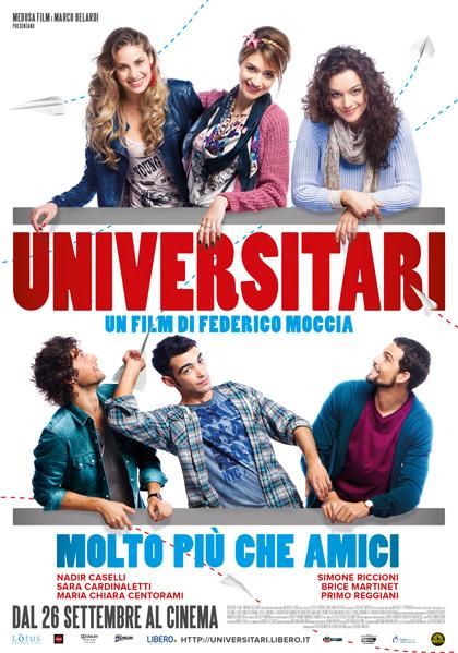 Locandina Universitari - Molto pi� che amici