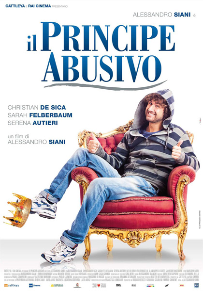 Guarda gratis Il Principe Abusivo in streaming italiano HD