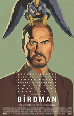 Poster Birdman  n. 1