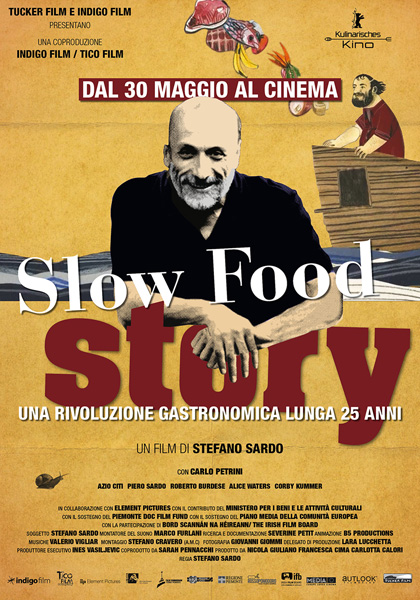 Locandina Slow Food Story