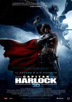 Locandina Capitan Harlock