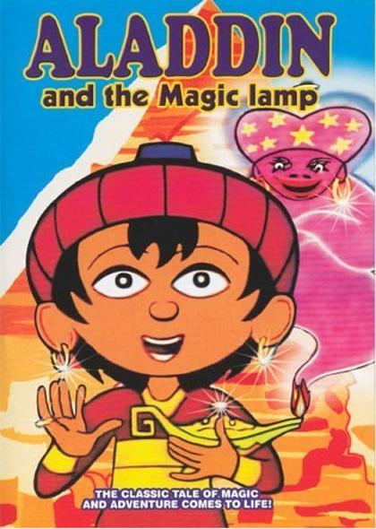 Aladino e la sua lampada meravigliosa mymovies