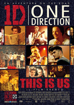 Locandina One Direction: This Is Us