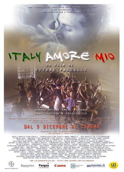 Italy amore mio