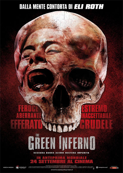 The Green Inferno in streaming & download