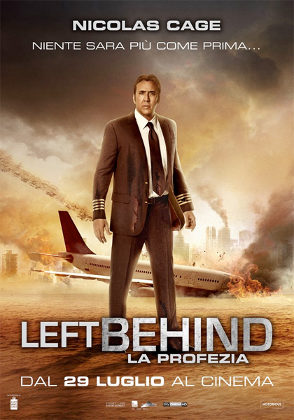 Left Behind – La profezia in streaming & download