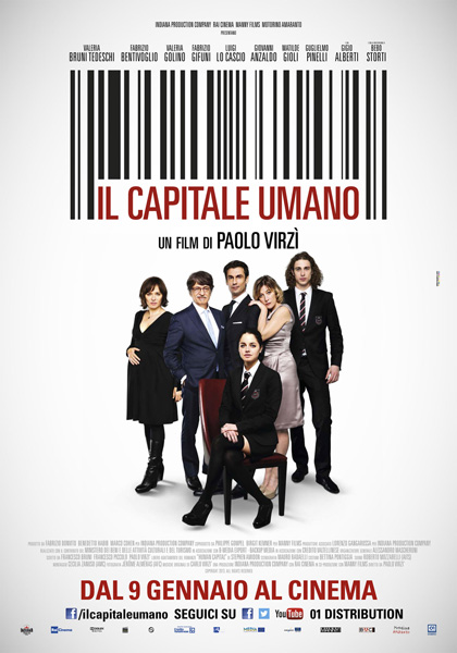 Il Capitale Umano (2014) MD MP3 HDCam - ITA [STREAMING]