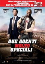 Locandina Due agenti molto speciali