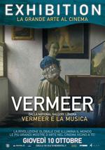 Locandina Vermeer e la musica
