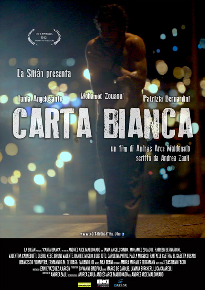 Carta bianca in streaming & download