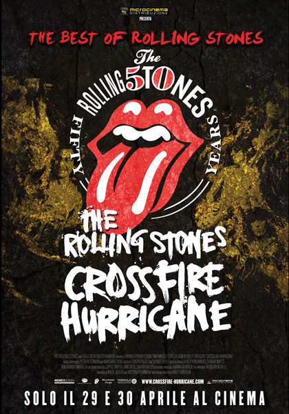 The Rolling Stones Crossfire Hurricane