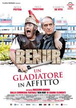 Locandina Benur - Un gladiatore in affitto