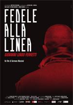 Locandina Fedele alla Linea - Giovanni Lindo Ferretti