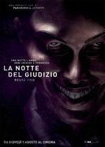 Locandina italiana La notte del giudizio