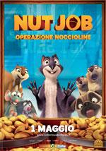 Locandina Nut Job - Operazione noccioline