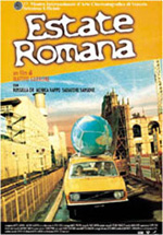 Locandina Estate romana