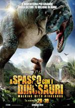 Locandina A spasso con i dinosauri