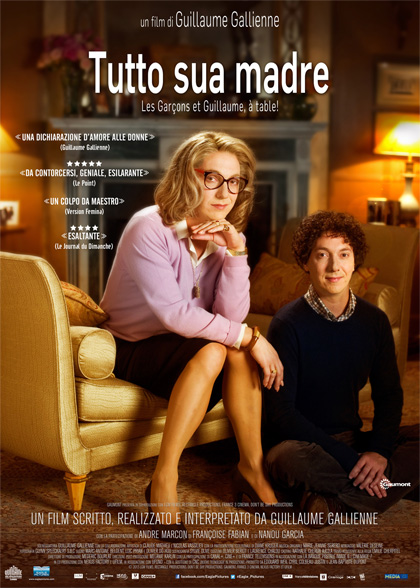 Tutto sua madre 2013 - Les garcons guillaume a table streaming ...