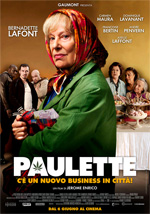 Locandina Paulette