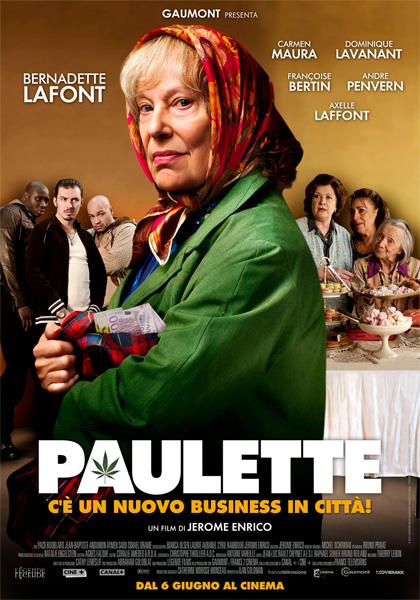 Locandina italiana Paulette