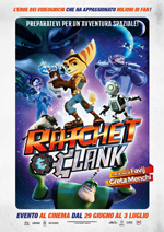Trailer Ratchet & Clank