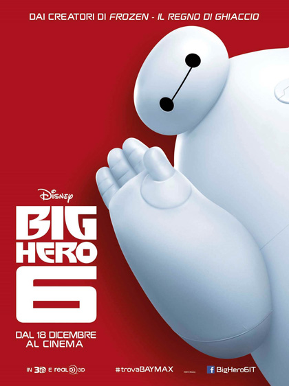 Big Hero 6 in streaming & download