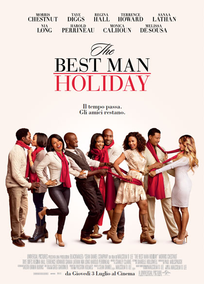 The Best Man Holiday in streaming & download