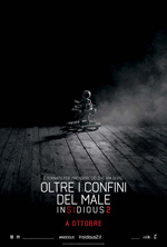 Oltre i Confini del Male – Insidious 2 2013 streaming ITA