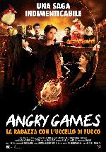 Locandina Angry Games - La ragazza con l'uccello di fuoco
