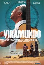 Locandina Viramundo - Un viaggio musicale con Gilberto Gil