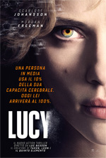 Poster del film Lucy