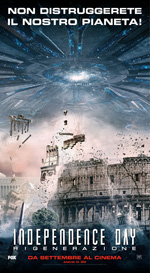 Trailer Independence Day - Rigenerazione